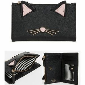 Kate spade cat Mikey